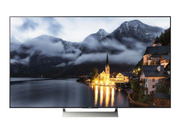 SONY KD65XE9005BAEP XE90  LED  4K ULTRA HD HDR (HIGH DYNAMIC RANGE)  SMART-TV (ANDROID TV) LED-TV - Handla online hos Media Markt