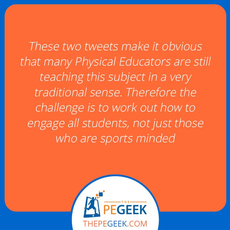 Straight From the Horses Mouth https://thepegeek.com/2010/08/straight-from-the-horses-mouth/  #physed #pegeeks #thepegeek