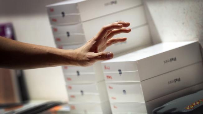 El servicio postal de Japón, Apple e IBM regalarán 5 millones de iPads a ancianos