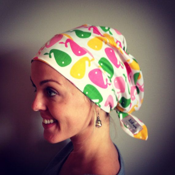 Whales Scrub Hat.  So cute and would also be perfect for pediatric nurses and doctors too