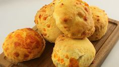 Slimming World – Syn Free Cheese Scones! Yummy!