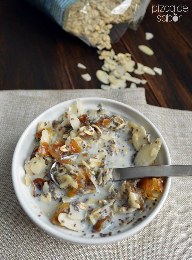 Cereal saludable y natural (sin gluten, sin azúcar, sin conservadores etc.) | http://www.pizcadesabor.com/2013/11/01/cereal-saludable-y-natural-sin-gluten-sin-azucar-sin-conservadores-etc/