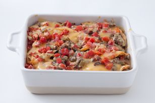 Beef Enchilada Bake recipe