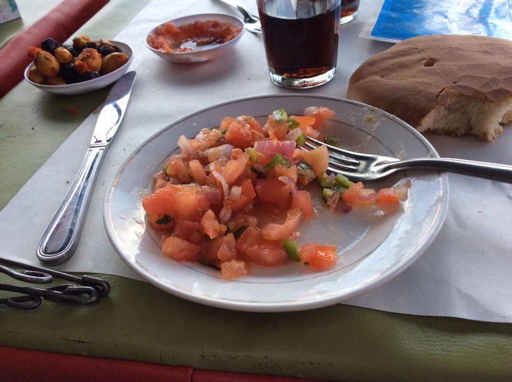 Maroc salad