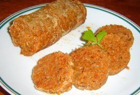 Vařená sekaná - dělená strava