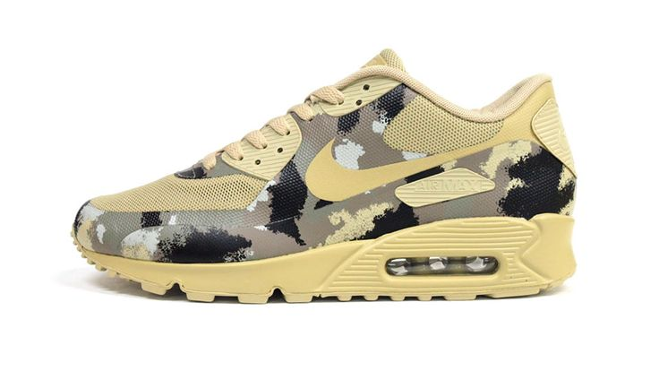 """Nike Air Max Camouflage Collection – Nike Air Max 90 """"Italy"""""""
