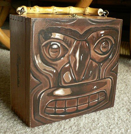 Astounding Tiki Art by Flounder – Critiki News