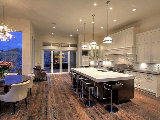 Amazing love the floors, huge island, lighting, backsplash.... EVERYTHING!!