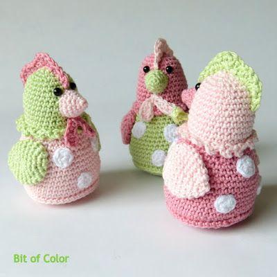 Bit of Color is een blog over hip haken en andere creatieve activiteiten met naald en draad.