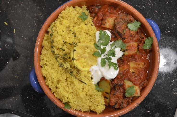 Vegetarian :: Ratatouille Rice