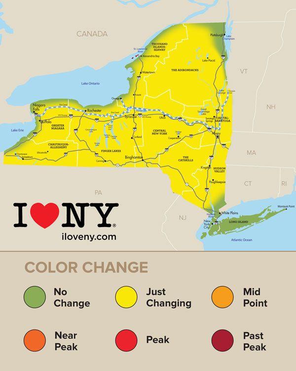 Bästa Idéer Om Foliage Map På Pinterest New England - Fall foliage map us 2016