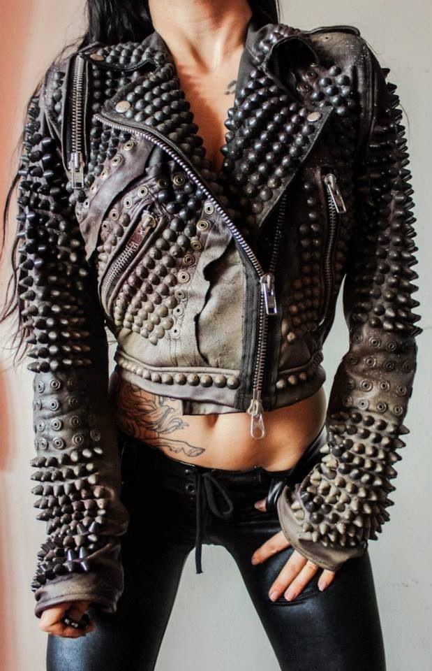 sekigan:  Toxic Vision. | rock it style | Pinterest