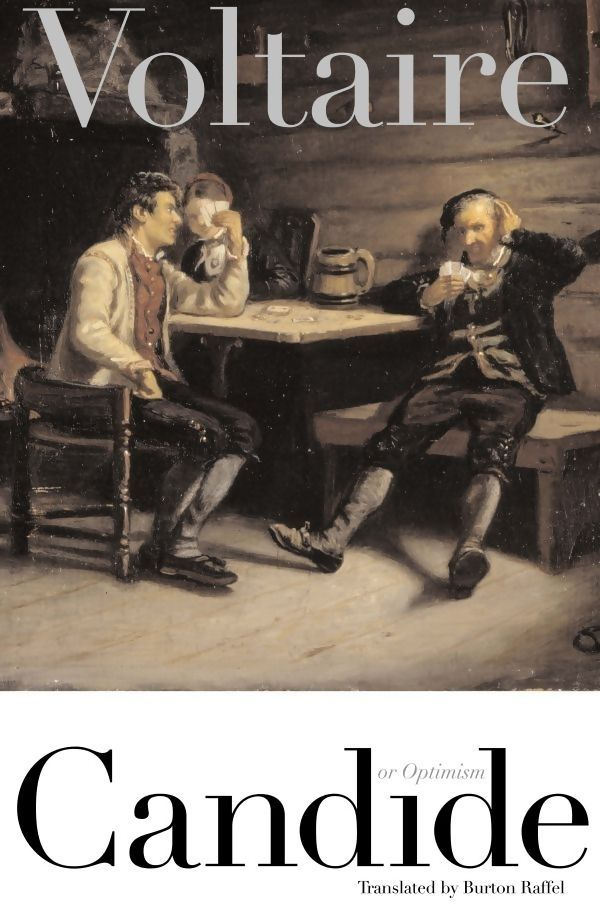 Candide Ou Loptimisme Is A French Satire First Published In 1759