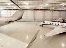 Our Bottom Rolling Hangar door on  DesignGuide.com