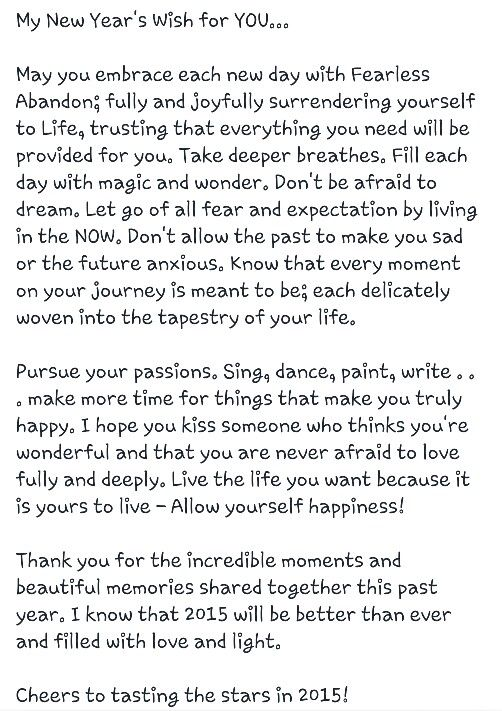 Happy new year message | qoutes for the soul☺ | Pinterest ...