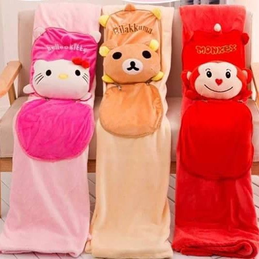 """""""🔥BEST SELLER🔥  Price:499 only ✔️Pillow Blanket 2in1 ✔️Character designs ✔️Soft cotton fabric 📩Message us to order 📲09289144444 Please follow us on IG @audilynfashion  Thank you and happy online shopping 🌜 #goodnight #toptags #bed #goodnight #photooftheday #star #instagood #nightynight #beautiful #kisses #stars #love #instagoodnight #sleeptime #bedtime #nights #instago #hugs #goodday #moonlight #fullmoon #sleepy #mybde #nighttime #lightsout #dark #night #moon #gn #blanket"""" by…"""