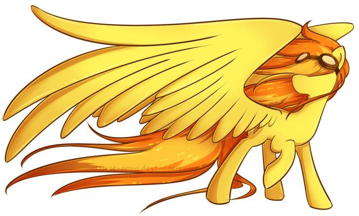 Spitfire by *secret-pony on deviantART