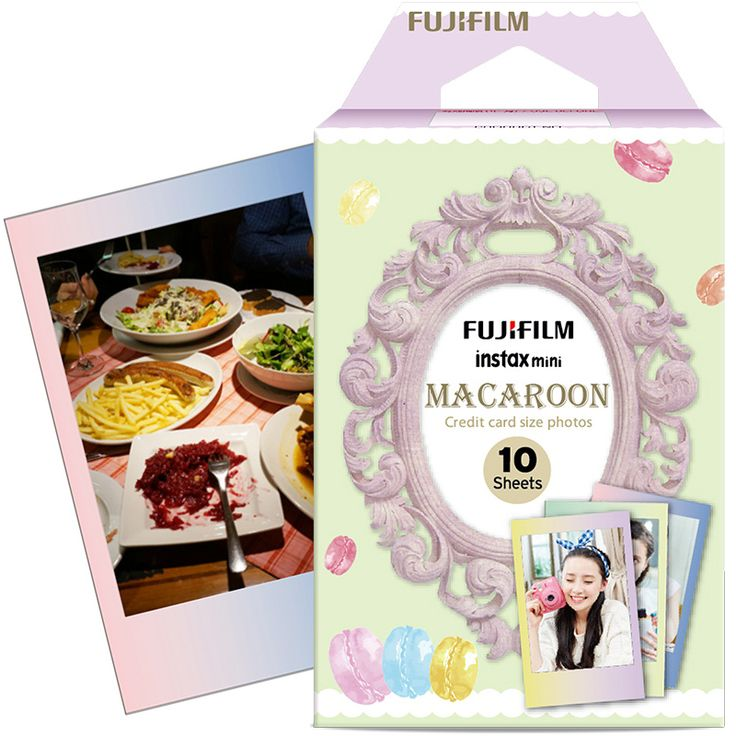 Find More Film Information about 10 Sheets Genuine Fujifilm Fuji Instax Mini 8 Film Macaroon for Fujifilm Instax Mini 8 70 7s 25 50 90 SP1 SP 2 Instant Camera,High Quality macaroon,China macaroon cookies Suppliers, Cheap macaroon case from Photography store on Aliexpress.com
