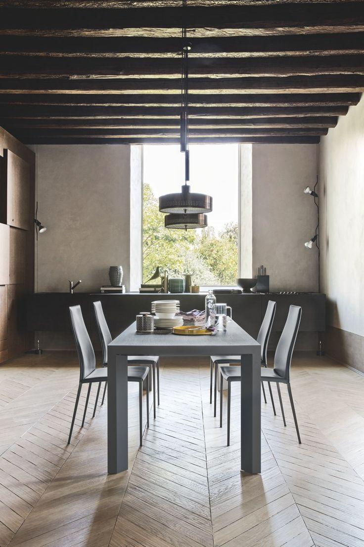 Calligaris #dining #table #chair #modern #stylish #elegant #luxury #interior #home #ideas #inspiration #decor