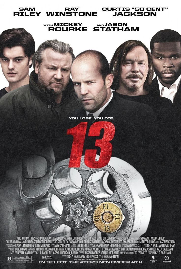 13 - Rotten Tomatoes  Want to watch!