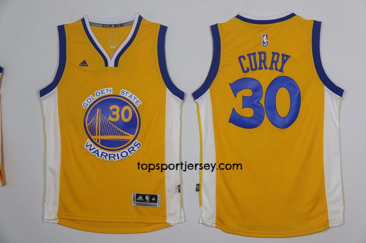 Golden State Warriors S. Curry #30 Jersey #gsw #nba #curry