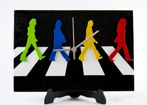 Orologio da muro Abbey road (The Beatles) - Wall Clock Abbey road (The Beatles)