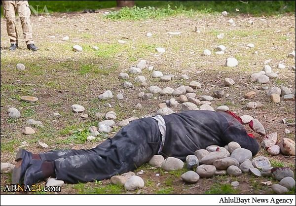 ISIS stone an Iraqi elderly man to death accusing him of adultery (GRAPHIC) - AhlulBayt News Agency - ABNA - Shia News