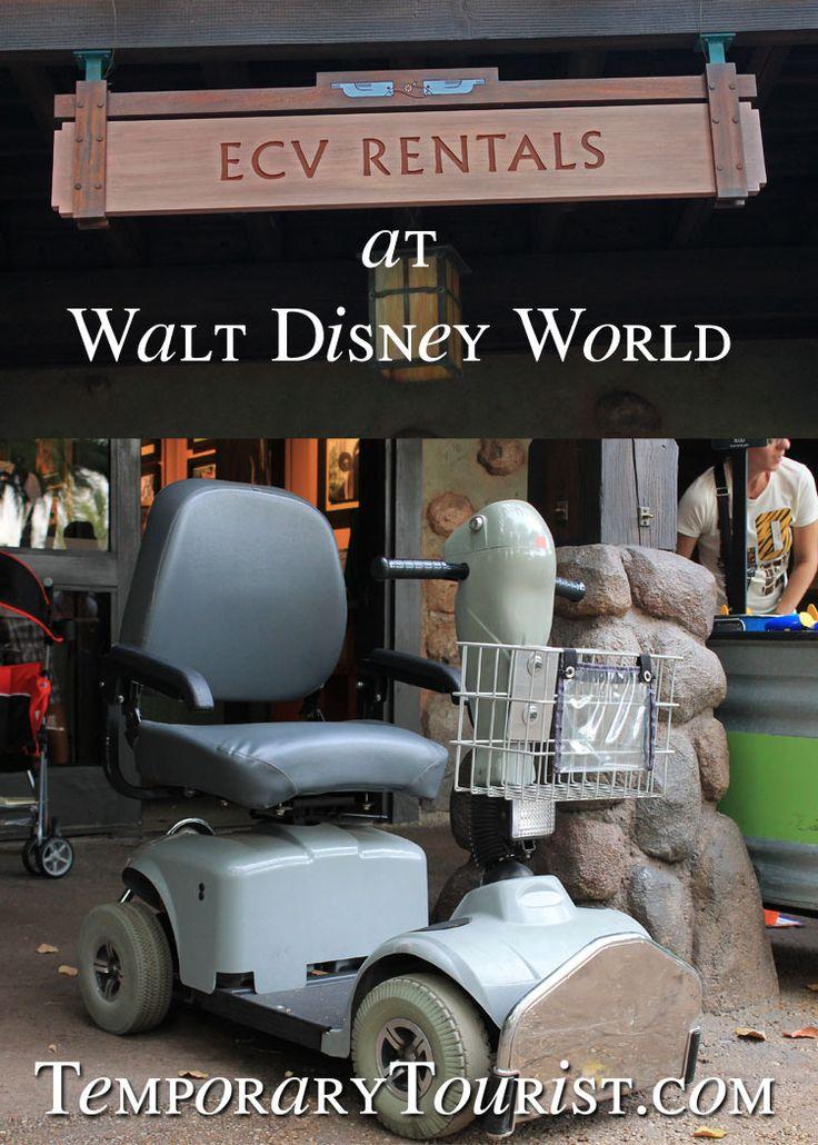 Ecv 39 s and walt disney world wdw special needs for Motorized scooter rental disneyland
