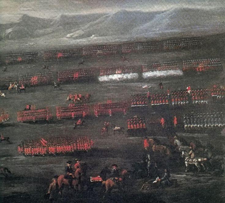 13 novembre 1715 : la bataille de Sheriffmuir - Saor Alba