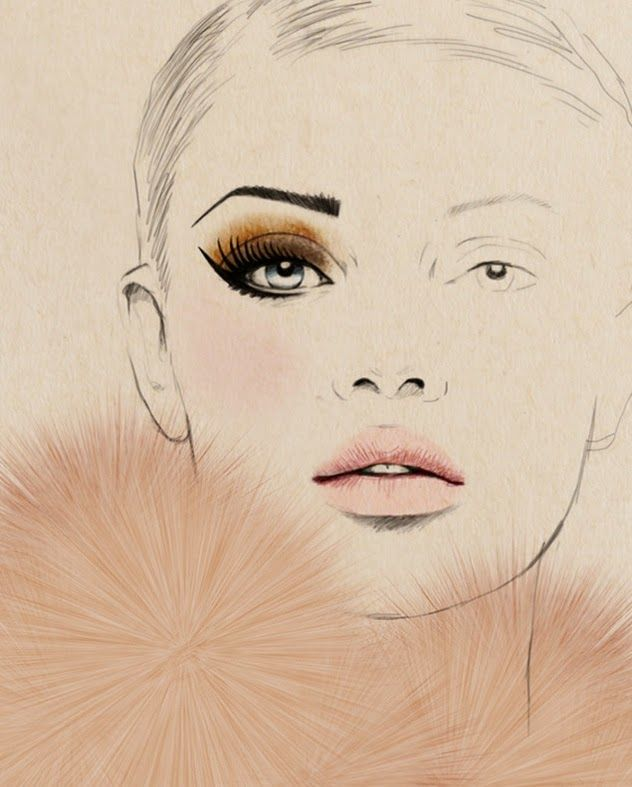 Sandra Suy illustration, fabulous... Fashionlingual: Fashion Illustration, Le Frou Frou