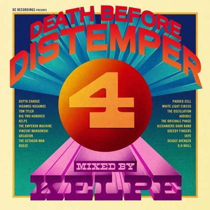 DC Recordings 'Death Before Distemper' - La Boca