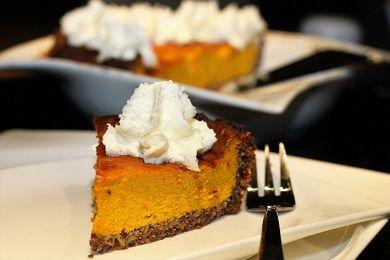 Bezlepkový dýňový koláč /Gluten-free pumpkin pie/ Zdravé, nízkosacharidové, bezlepkové recepty. (Healthy, low carb, gluten free recipes.)