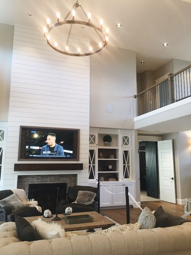 Pin On Living Room Fireplace Ideas