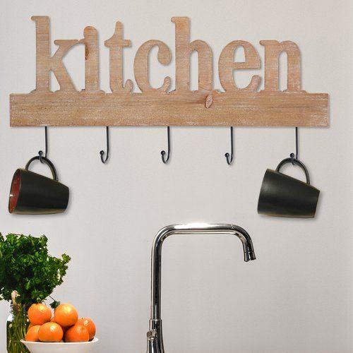 Reidsville Coat Rack Home Decor Kitchen Wall Decor Home Decor