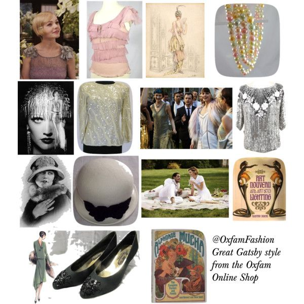 Great gatsby look great gatsby style polyvore