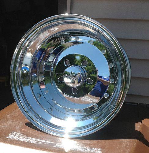 Set new quot vintage cragar sst chrome wheels fit chevy