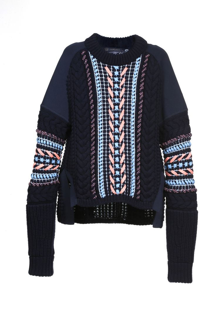 453 best Sweaters images on Pinterest | Knit crochet, Knitwear and ...