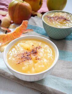 Selbstgemachtes Apfelmus - vegan, gesund, glutenfrei, ohne Zucker - de.heavenlynnhealthy.com
