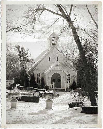 Church in Kleinburg, Ontario