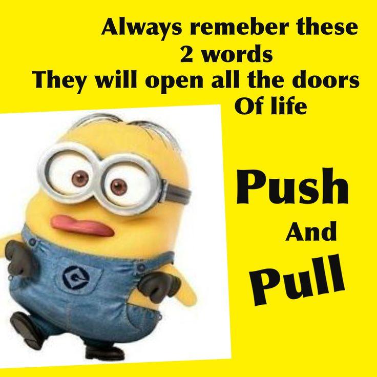 Nice Minion Quotes