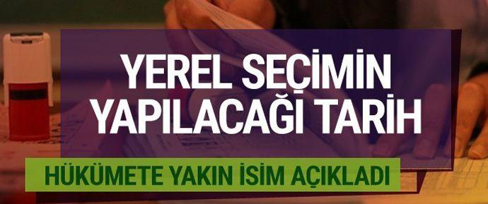 Sözcü gazetesi yazarı Can Ataklı seçim tarihini bugünkü köşesinden yazdı. Can Ataklı'nın aktardığına göre seçimler 15 Temmuz 2018'de!