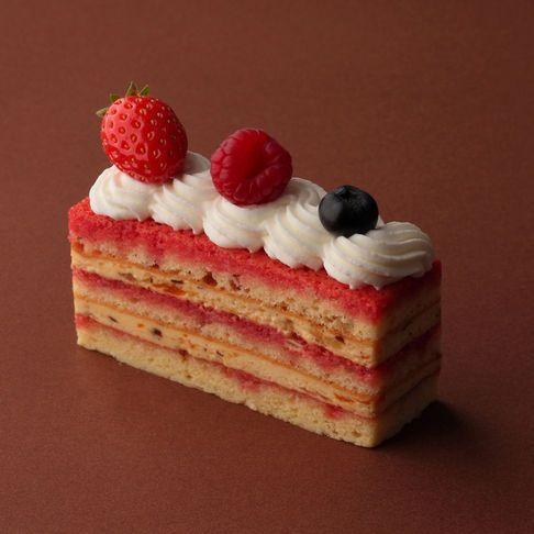 ズッパ イングレーゼ | PASTICCERIA ISOO - 六本木の小さなケーキ屋 パスティッチェリア イソオ