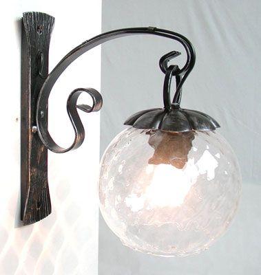 lampade ferro battuto - Cerca con Google