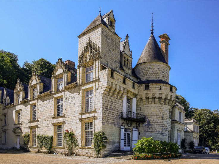 Chateau d'Usse, France puzzle in Castles jigsaw puzzles on TheJigsawPuzzles.com. Play full screen, enjoy Puzzle of the Day and thousands more.