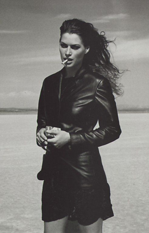 Carré Otis by Peter Lindbergh