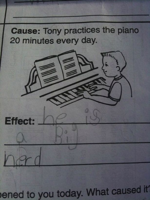 Funny Answers From Students
