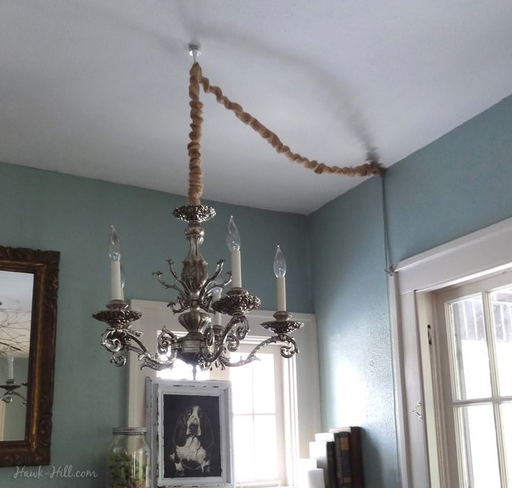 Ceiling Lighting Without Wiring
