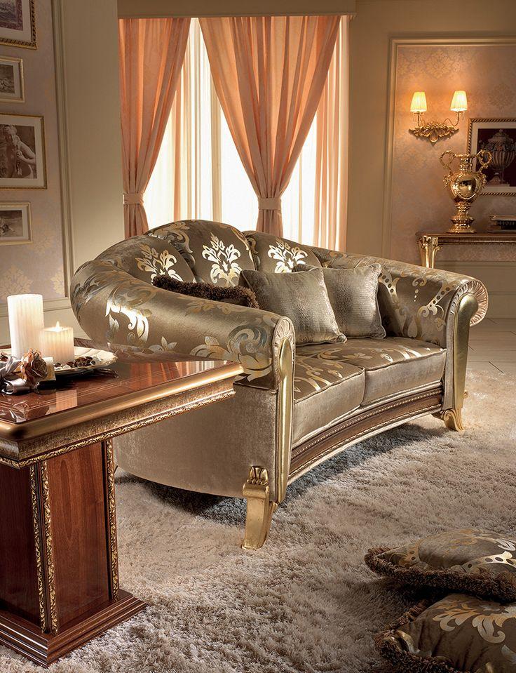 Giotto Collection Living Room, Sofa www.arredoclassic.com/living-room/sofas-giotto