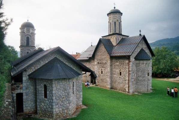 Serbian Monastery Liplje, Serb Republic (Bosnia)