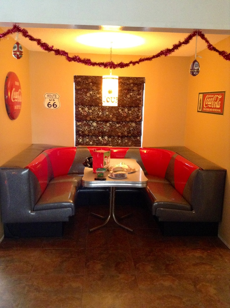 50 39 S Diner Booth
